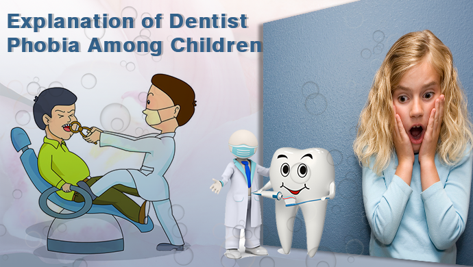 Dental Phobia among Children explained